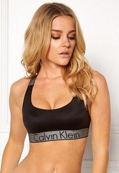 Calvin Klein Lightly Lined Bralette Black Bubbleroom.fi