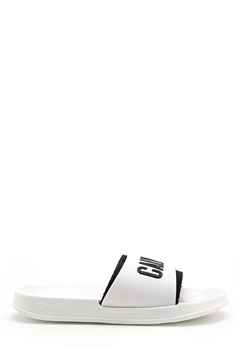 Calvin Klein Slide 100 White Bubbleroom.se