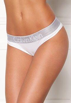 Calvin Klein Thong White Bubbleroom.se