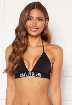 Calvin Klein Triangle-RP Bikini Top BEH Pvh Black Bubbleroom.se