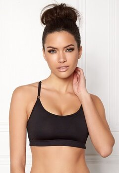 Casall Dashing Sports Bra 901 Black Bubbleroom.se