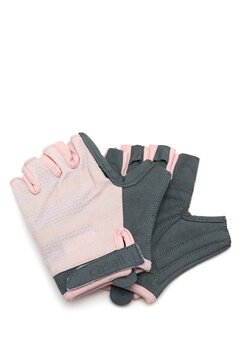 Casall Exercise Glove 307 Lucky Pink/grey Bubbleroom.se