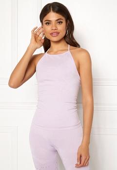Casall Seamless Skin Strap Top 617 Lavender Spa Bubbleroom.se