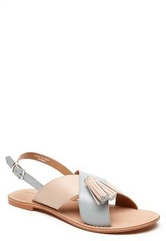 VERO MODA Catja leather sandal Rose Dust Bubbleroom.no