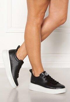 Svea Charlie Leather Sneaker 900 Black Bubbleroom.se