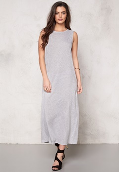 CHEAP MONDAY Also Dress Light Grey Bubbleroom.se