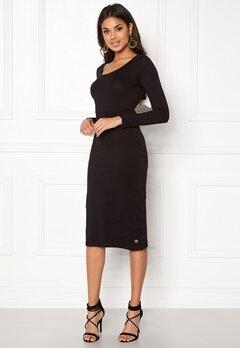 CHEAP MONDAY Ask Dress Black Bubbleroom.se
