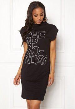 CHEAP MONDAY Capsule Dress Black Bubbleroom.se