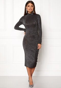 CHEAP MONDAY Glinte Dress Black Bubbleroom.no