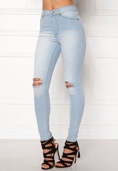 CHEAP MONDAY High Spray Jeans Lt Blue Bubbleroom.fi