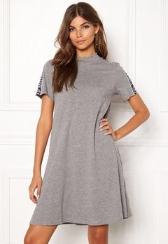CHEAP MONDAY Mystic Tape Dress Grey Bubbleroom.se
