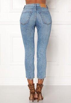 CHEAP MONDAY Revive Jeans Washed Blue Bubbleroom.se