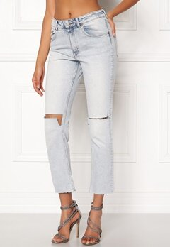 CHEAP MONDAY Revive Ninetties Jeans Blue Bubbleroom.se