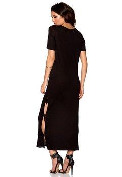 CHEAP MONDAY Strappy Dress Black Bubbleroom.se
