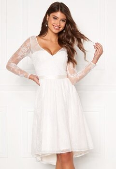 Chiara Forthi Aceline Dress White bubbleroom.se