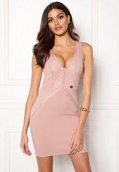Chiara Forthi Adoree Dress Dusty pink Bubbleroom.se