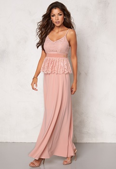 Chiara Forthi Alina Setsie Dress Powder pink Bubbleroom.eu