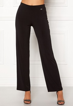 Chiara Forthi All Weekend Pants Black Bubbleroom.se