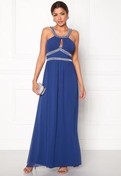 Chiara Forthi Ameline Embellished Dress Blue Bubbleroom.eu