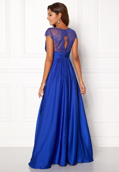 Chiara Forthi Annina Gown Blue Bubbleroom.se