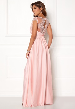 Chiara Forthi Annina Gown Light pink Bubbleroom.se