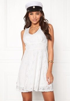 Chiara Forthi Annoushka Lace Dress White Bubbleroom.no