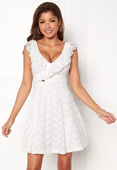 Chiara Forthi Ardiana Dress Antique white Bubbleroom.fi