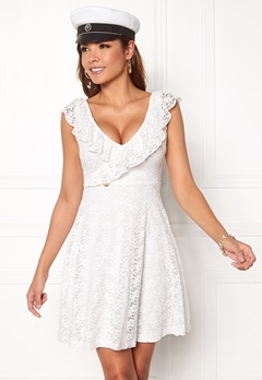 Chiara Forthi Ardiana Dress Antique white Bubbleroom.fi