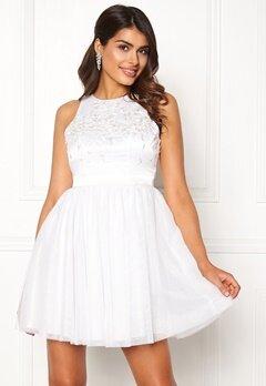 Chiara Forthi Arielle dress White Bubbleroom.se