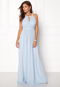 Chiara Forthi Athena Gown Light blue Bubbleroom.no