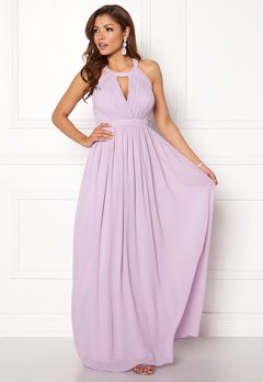 Chiara Forthi Athena Gown Light lilac Bubbleroom.se