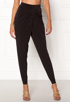 Chiara Forthi Aubree Pants Black Bubbleroom.no