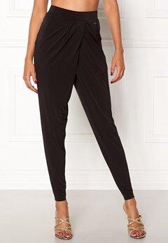 Chiara Forthi Aubree Pants Black Bubbleroom.fi