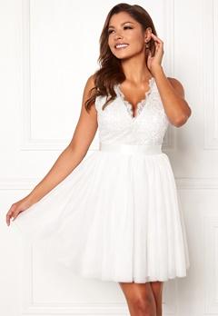 Chiara Forthi Audrey dress White Bubbleroom.se