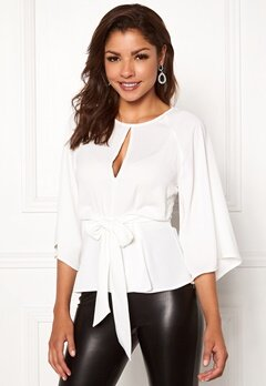 Chiara Forthi Bellora top Winter white Bubbleroom.se