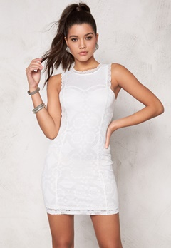 Chiara Forthi Blondeau Dress White Bubbleroom.no