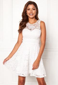 Chiara Forthi Brigitte dress White Bubbleroom.se