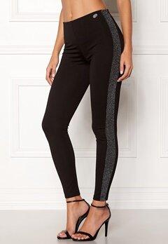 Chiara Forthi Brillante pants Black / Glitter Bubbleroom.se