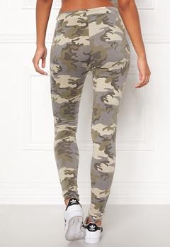 Chiara Forthi Camo Pocket Legging Camouflage Bubbleroom.se