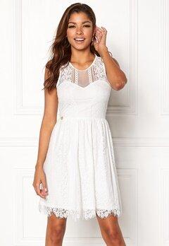 Chiara Forthi Celeste dress White Bubbleroom.se