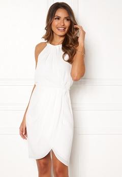 Chiara Forthi Cernobio short dress White Bubbleroom.se