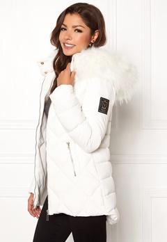 Chiara Forthi Cervina Down Jacket Offwhite Bubbleroom.se