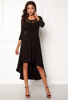 Chiara Forthi Chandler Dress Black Bubbleroom.se