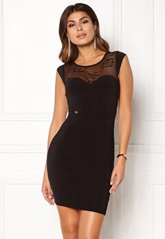 Chiara Forthi Chasmina dress Black Bubbleroom.se