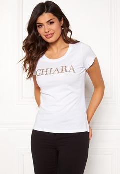 Chiara Forthi Chiara sparkle tee Silver / Gold Bubbleroom.se