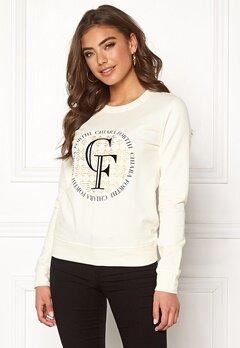Chiara Forthi Chiara Sweater Creme Bubbleroom.se