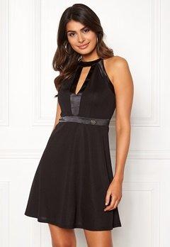 Chiara Forthi Cordelia dress Black / Offwhite Bubbleroom.se