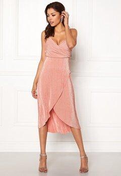 Chiara Forthi Corinne dress Pink Bubbleroom.se