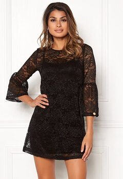 Chiara Forthi Dianne Dress Black Bubbleroom.se