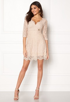 Chiara Forthi Ellix Dress - 2 Beige Bubbleroom.se